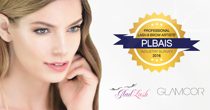 Professional Lash & Brow Artists Industry Survey 2016