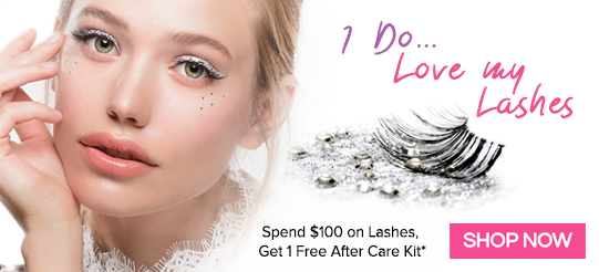 I Do... Love My Lashes - May Promotion on Now!