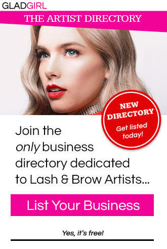 Join the only business directory dedicated to Lash & Brow Artists...