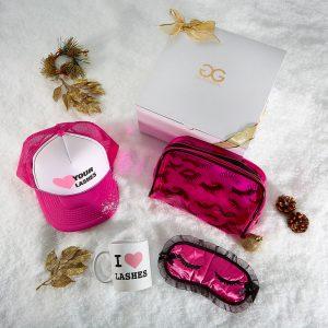 Eyelash Merch Gift Set