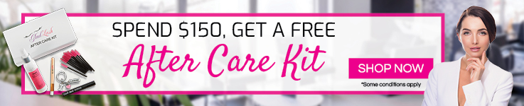 Spend $150, get a free After Care Kit