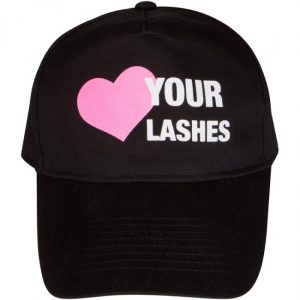 Lash lid hat