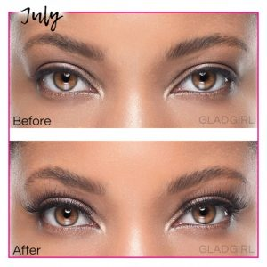 july lashes