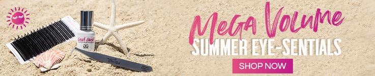 Mega Volume Summer Eye-Sentials