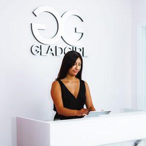Sales rep at GladGirl Costa Mesa