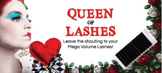 Queen of Lashes - Glad Lash Signature Mink