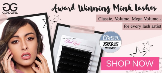 Glad Lash - Award Winning Lashes