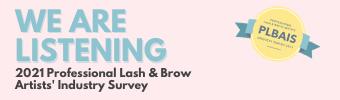 Lash Brow Artists Industry Survey 2021