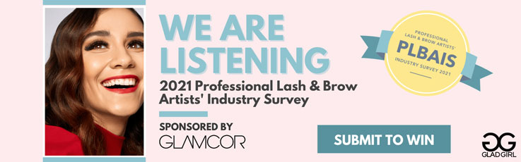 Lash and Brow Artists' Industry Survey 2021